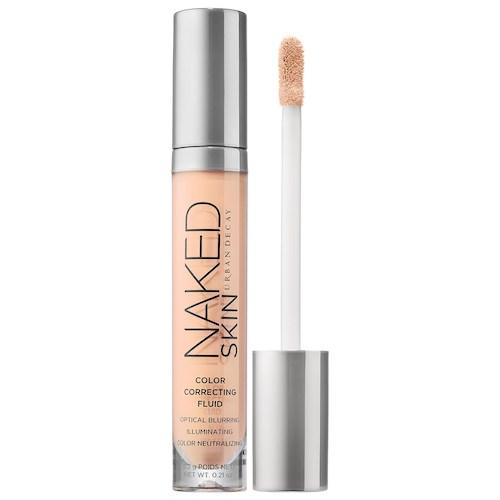 Best Under Eye Concealer Urban Decay Naked Skin Color Correcting Fluid
