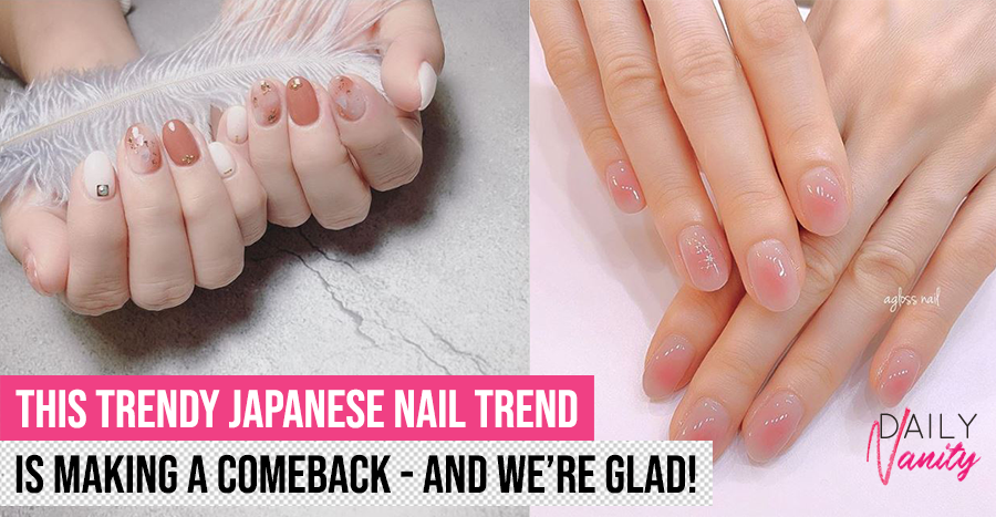 """The """"blushing nail"""" trend is what you have to try on your next salon visit"""