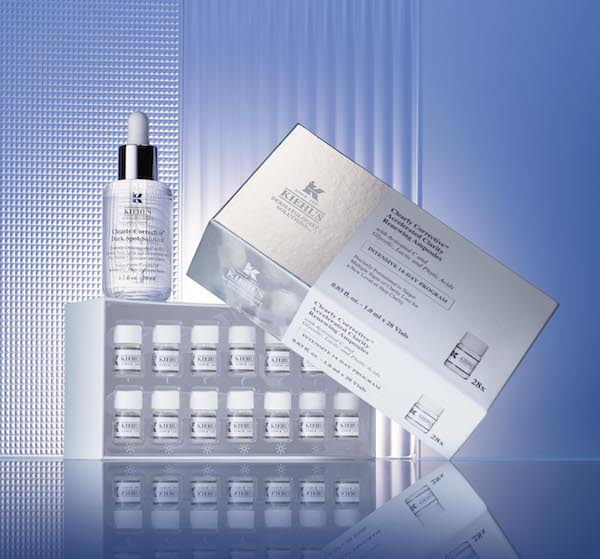 Brightening Products Singapore Kiehls Clearly Corrective Accelerated Clarity Renewing Ampoules