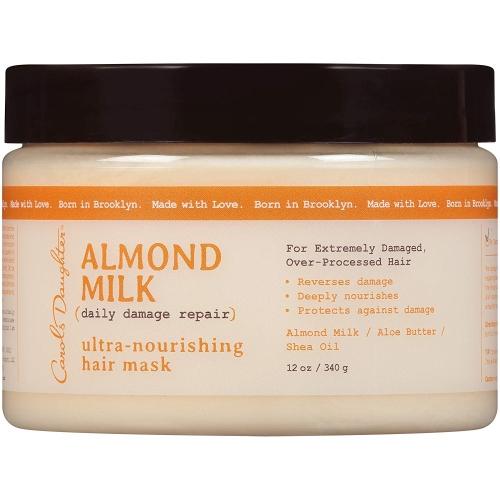 Best Hair Mask Singapore Carols Daughter Almond Milk Ultra Nourishing Mask