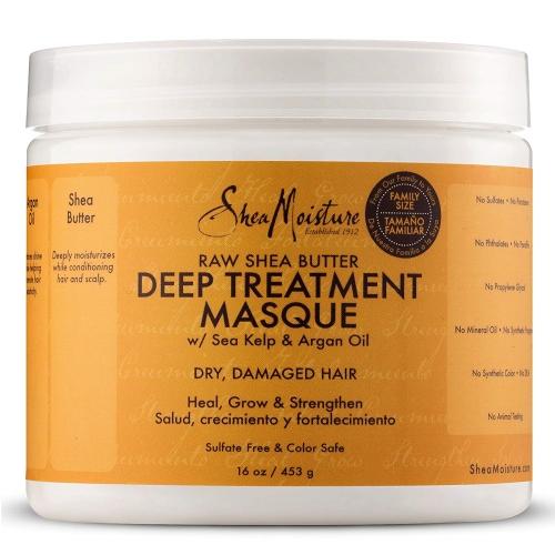 Best Hair Mask Singapore Sheamoisture Deep Treatment Masque