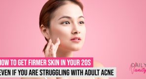 How To Prevent Wrinkles In Your 20s Featured