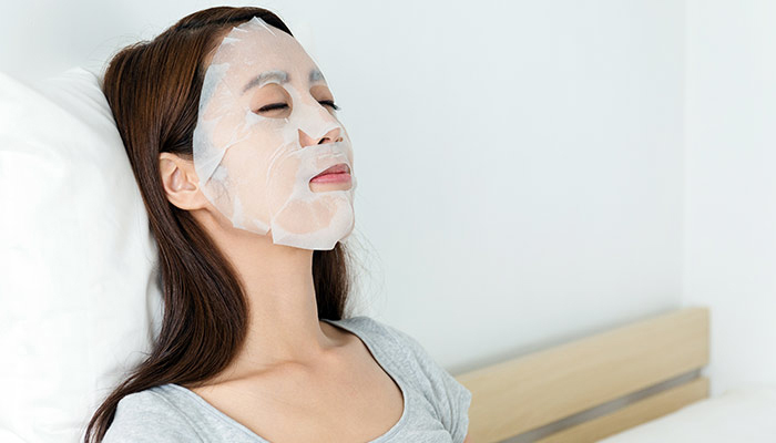 How To Take Care Of Skin While Wearing Mask Do Sheet Masks More Regularly