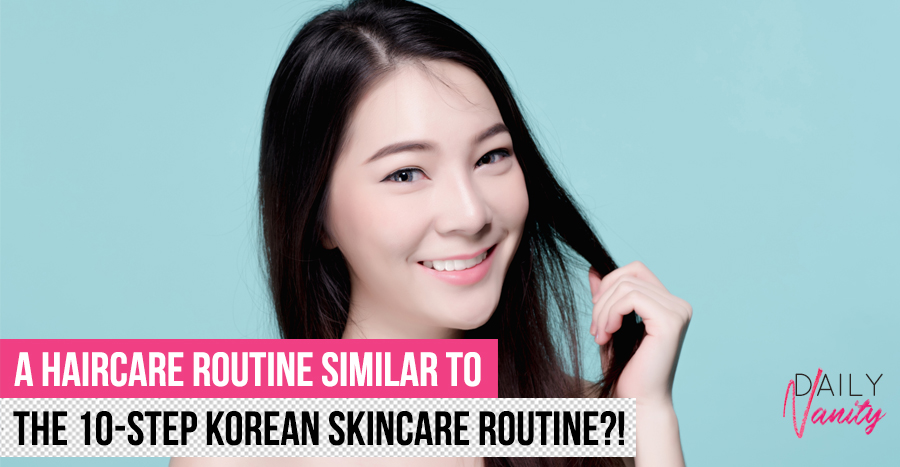 The Koreans have a haircare equivalent of the 10-step skincare routine, and it's much easier than you think