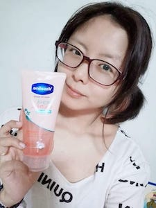 Vaseline Refreshing Body Gel Review Joyce2