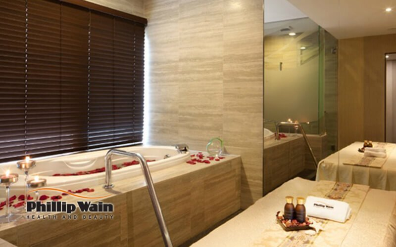 Affordable Spas Singapore Phillip Wain