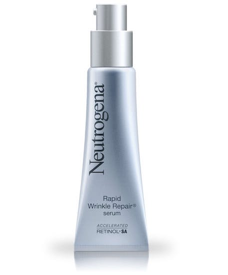 Best Anti Ageing Serum For 20s Neutrogena Rapid Wrinkle Repair Serum