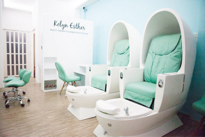 Best Extraction Facial Singapore Kelyn Esther