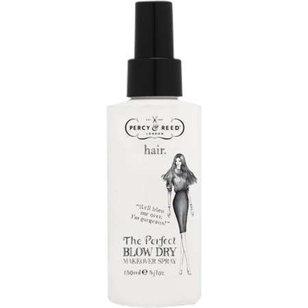 Best Heat Protectants Percy Reed The Perfect Blow Dry Makeover Spray