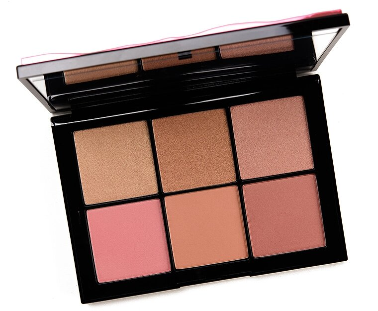 Blushers That Highlight At The Same Time Nars Overlust Cheek Palette Limited Edition