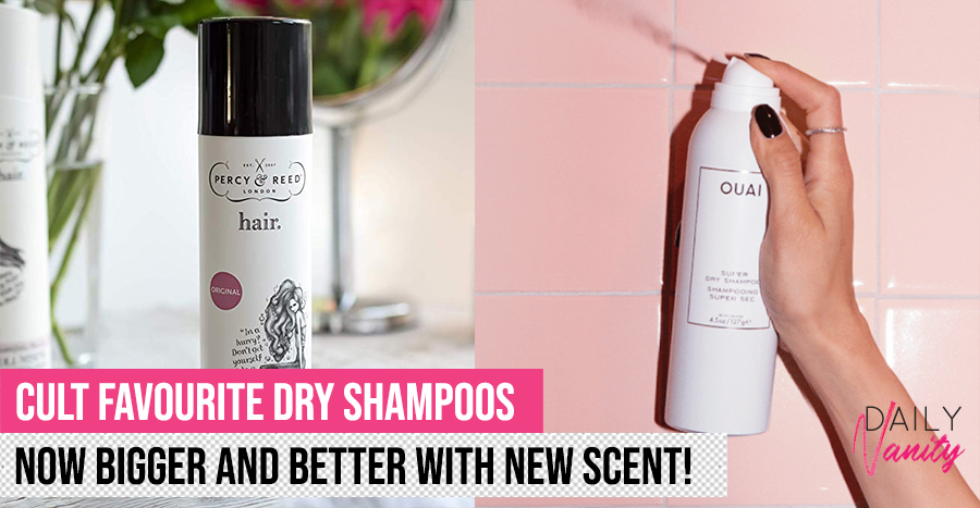 Greasy second-day hair? You need these best-selling dry shampoos in your stash!