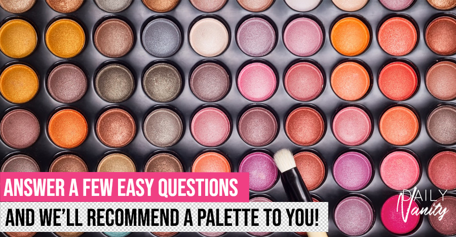 New to eyeshadow? Find the best eyeshadow palette for you!