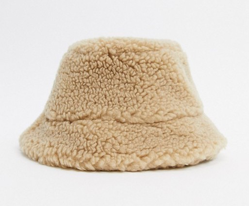 Fuzzy Bucket Hat Asos Monki 2