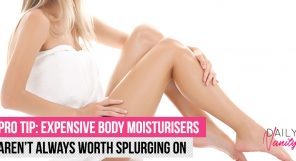 How To Choose Body Moisturisers Featured Image