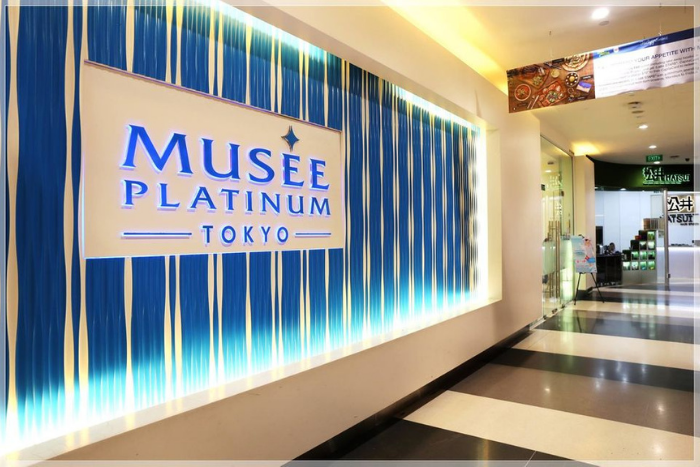 Ipl Hair Removal Musee Platinum Tokyo Store Front