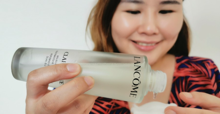 50 readers with different skin types try Lancôme's highly anticipated essence
