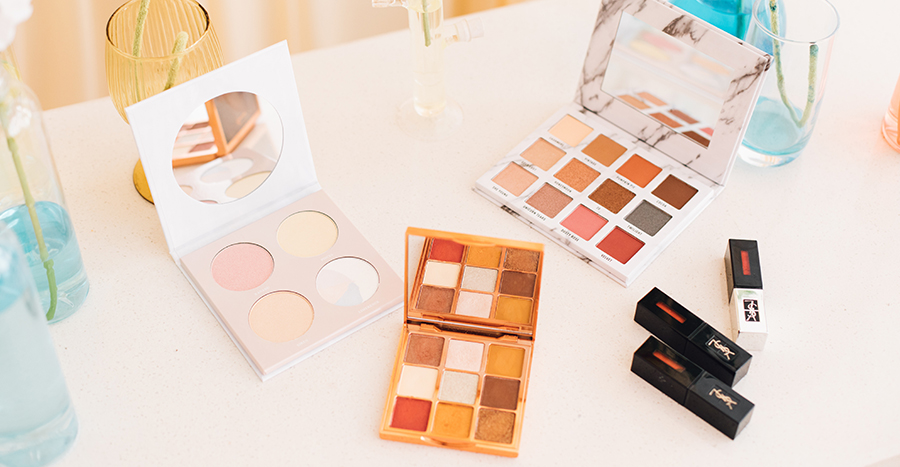 Pick your favourite colours, and we'll tell you which makeup holy grails to try this year!