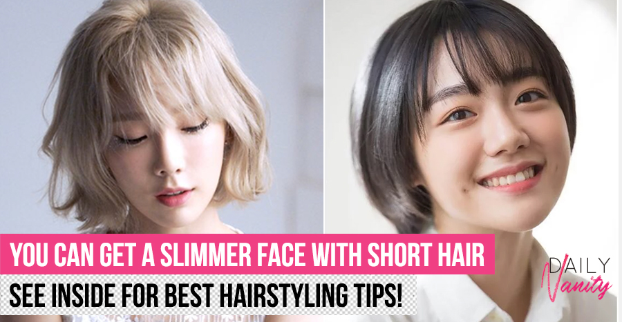 Think short hair isn't for round faces? These 11 hairstyles will prove you wrong!