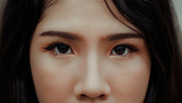 Woman Eyebrows Close Up Source Min An Pexels