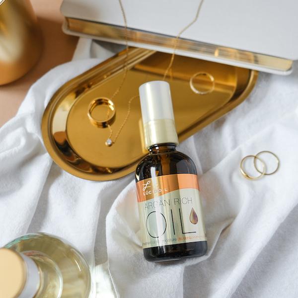 Lucido L Argan Oil Series Rich Moisture