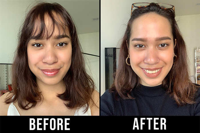 B.glen Brightening Care Review Before After