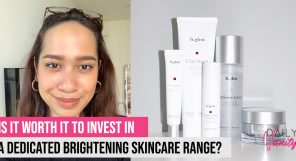 B.glen Brightening Care Review Featured Image