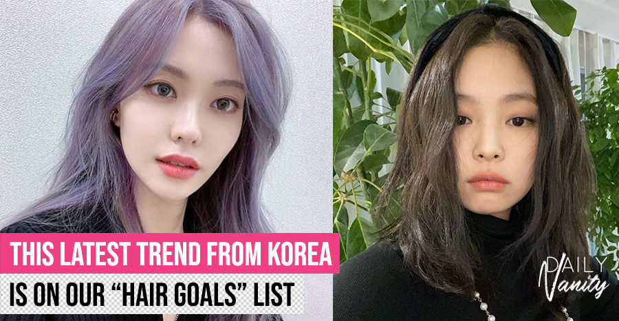 "Mark our words: these airy Korean ""cloud curls"" is the style everyone will be sporting after quarantine"