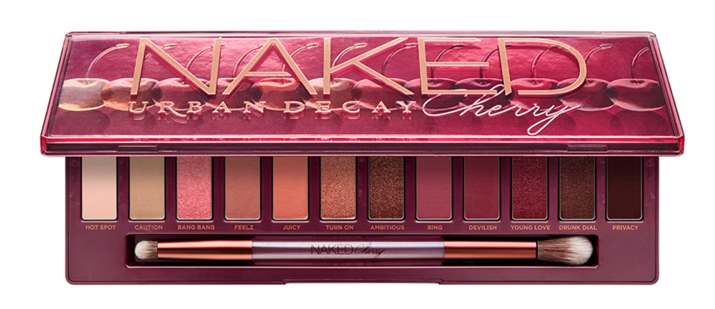 Urban Decay Palette Sale Naked Cherry