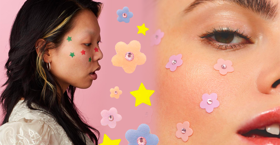 The cutest pimple patches you'd want to wear even if you're not breaking out