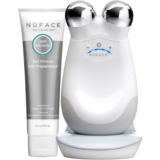 Best At Home Skincare Devices Nuface Trinity Facial Toning Device