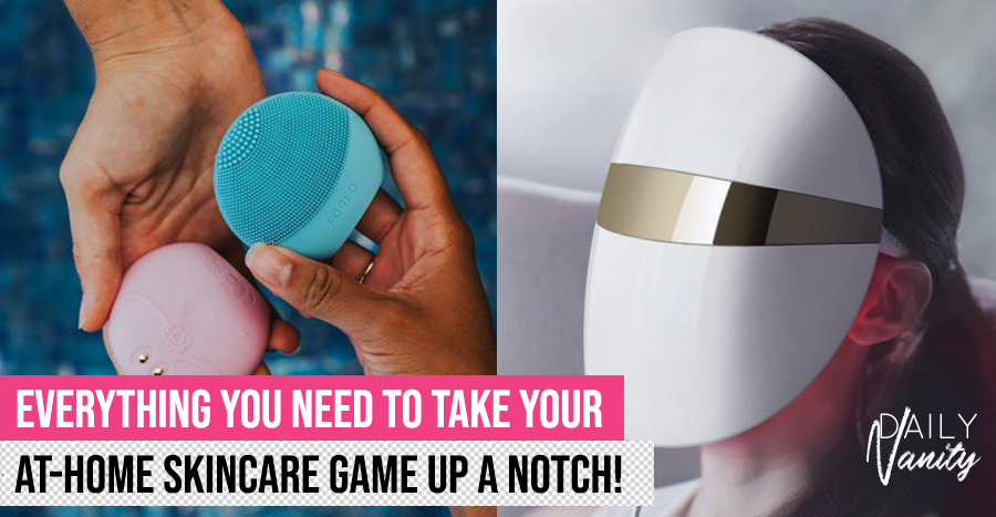 33 best at-home skincare devices and tools to invest in for all budgets