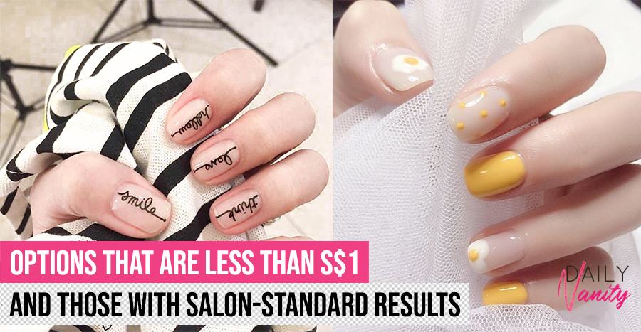 20 best nail wrap brands and stores to check out for pretty, easy-to-use nail stickers