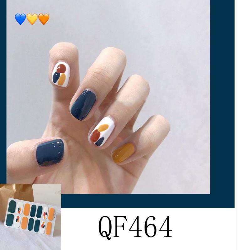 Best Nail Wraps Stores Taobao 1