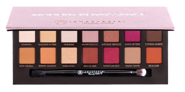 Black Pink's Makeup Modern Renaissance Palette