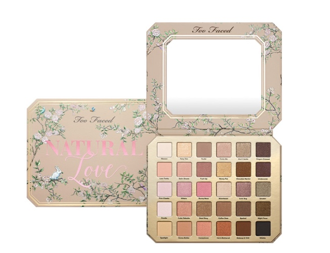 Black Pink's Makeup Natural Love Palette
