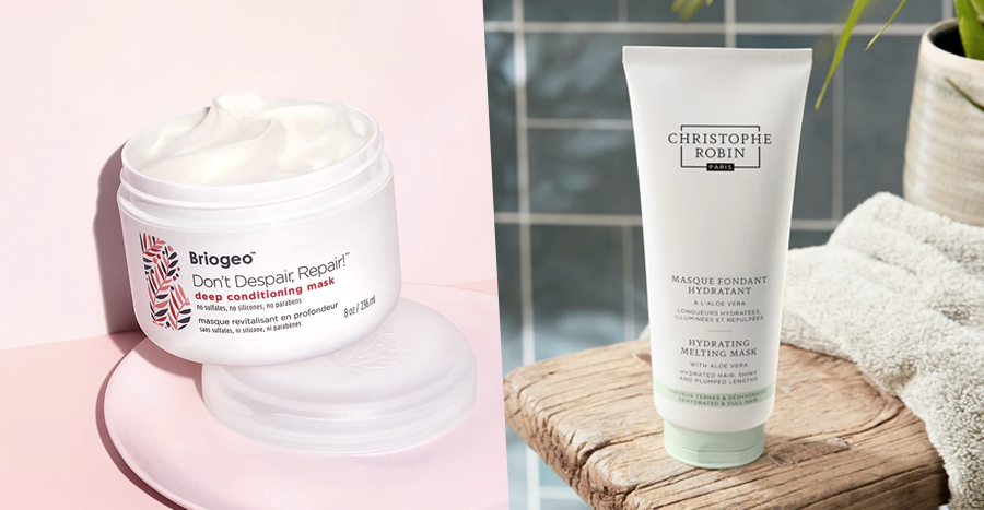 21 best hair masks that can fix even the most damaged hair