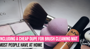 Makeup Brushes Cleaning Guide