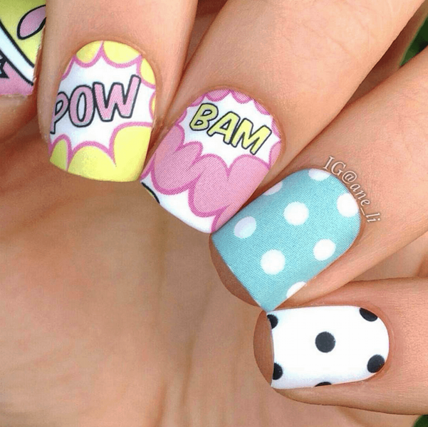 Nail Sticker Personail