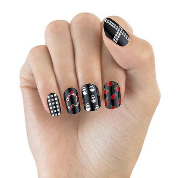 Nail Stickers Elegant Touch