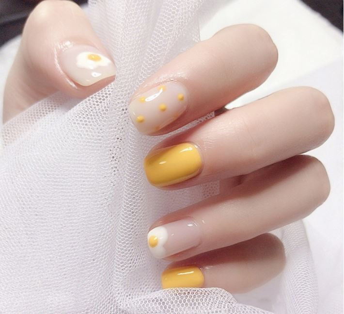 Nail Wraps Stickers Taobao 2