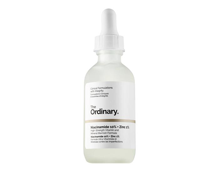 Niacinamide Serums The Ordinary