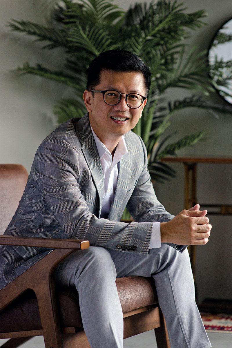 Dr Ivan Puah Profile
