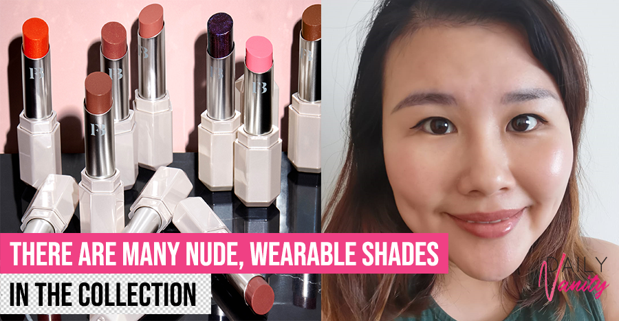 This new lipstick makes me want to wear makeup while working from home