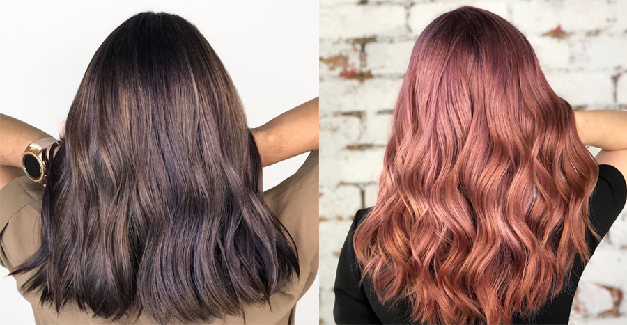 16 hair colouring salons in Singapore for beautiful brown, burgundy, and even rose gold hair