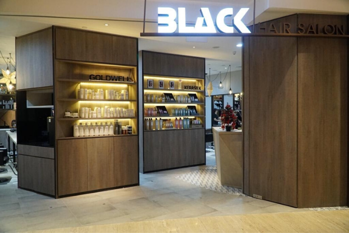 Black Hair Salon Capitol Piazza
