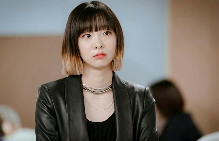 Dip Dye Hair Trend Jo Yi Seo