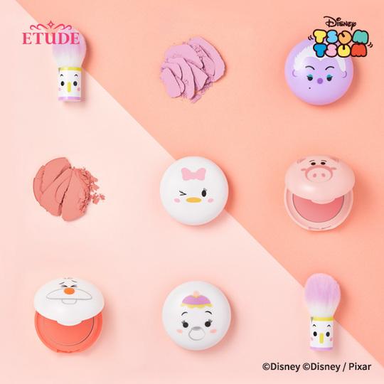 Etude Tsum Tsum Cookie Blusher