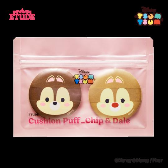 Etude Tsum Tsum Cushion Puffs