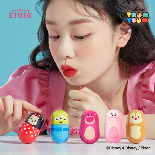 Etude Tsum Tsum Jelly Mousse Tints
