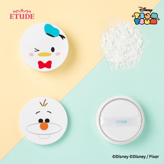 Etude Tsum Tsum Zero Sebum Drying Powder